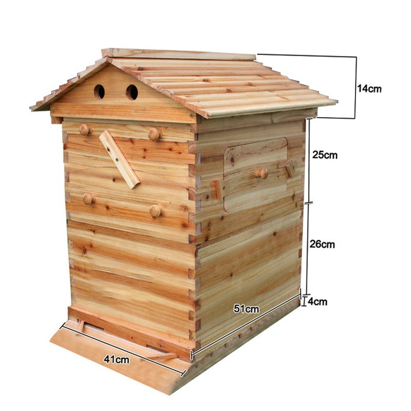 自流蜜蜂箱
